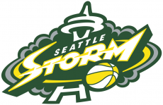 Seattle Storm 2016-Pres Primary Logo decal sticker