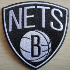 Brooklyn Nets Embroidery logo