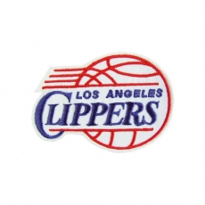 Los Angeles Clippers Embroidery logo