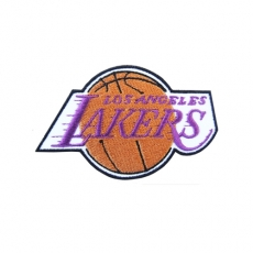 Los Angeles Lakers Embroidery logo