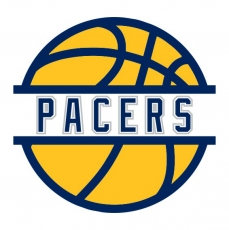 Basketball Indiana Pacers Logo iron on sticker