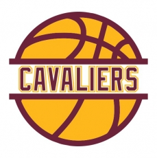 Basketball Cleveland Cavaliers Logo iron on sticker