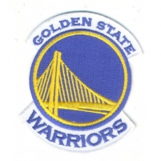 Golden State Warriors Embroidery logo
