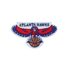 Atlanta Hawks Embroidery logo