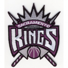 Sacramento Kings Embroidery logo