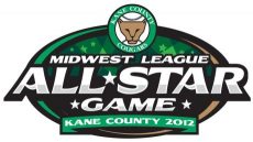 All-Star Game 2012 Primary Logo 2 iron on sticker