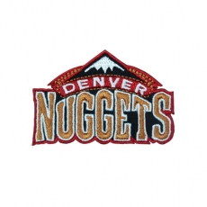 Denver Nuggets Embroidery logo